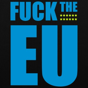 Fuck the EU - Stoffbeutel