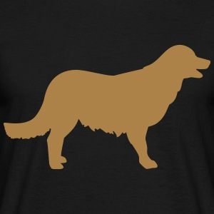 Golden Retriever T-Shirts - Männer T-Shirt