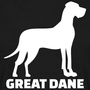 Great Dane T-Shirts - Männer T-Shirt