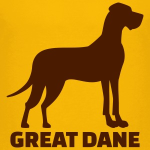 Great Dane T-Shirts - Kinder Premium T-Shirt