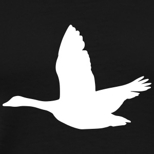 Flying Goose T-Shirts - Men's Premium T-Shirt