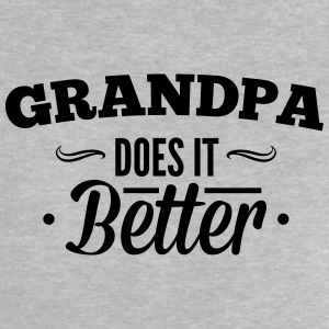 Grandpa can do better Shirts - Baby T-Shirt