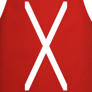 Cross of Saint Andrew_sa1  Aprons - Cooking Apron