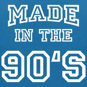 Made in the 90's T-Shirts - Women's V-Neck T-Shirt
