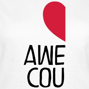 Awesome Couple. Part2 Tee shirts - T-shirt Femme