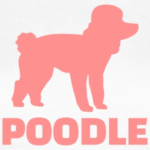 Poodle T-Shirts - Frauen T-Shirt