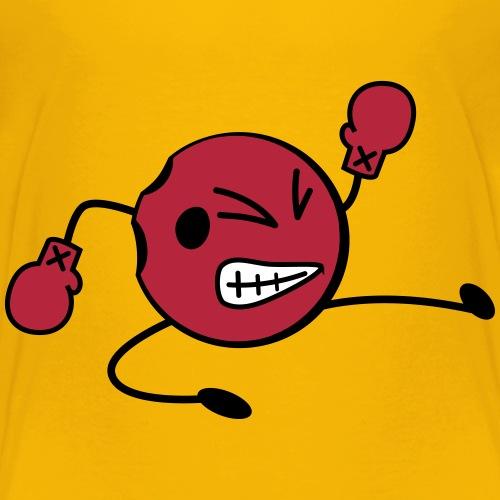 Kickboxer Bowlingkugel