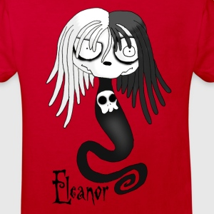eleanor_the_little_ghost_girl_by_scorpionskissx-d84bhb3.png Shirts - Kids' Organic T-shirt