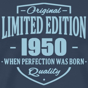 Limited Edition 1950 T-skjorter - Premium T-skjorte for menn