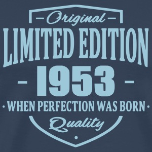 Limited Edition 1953 T-skjorter - Premium T-skjorte for menn