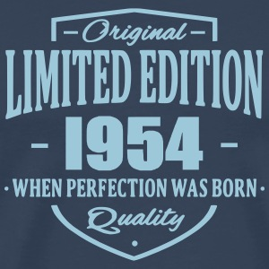 Limited Edition 1954 T-shirts - Premium-T-shirt herr