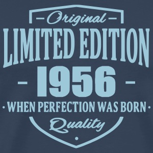 Limited Edition 1956 T-shirts - Mannen Premium T-shirt