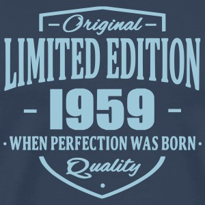 Limited Edition 1959 T-shirts - Premium-T-shirt herr