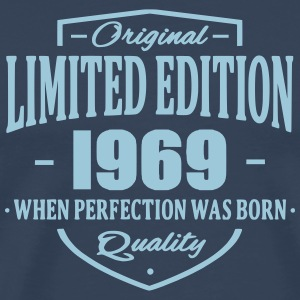 Limited Edition 1969 T-shirts - Mannen Premium T-shirt
