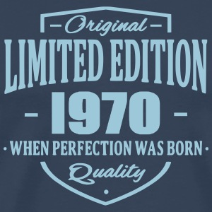 Limited Edition 1970 T-shirts - Herre premium T-shirt