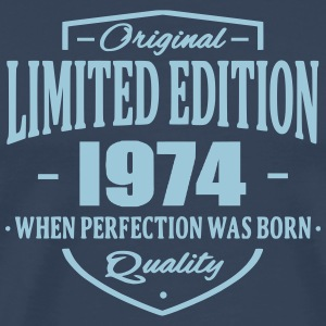 Limited Edition 1974 Tee shirts - T-shirt Premium Homme