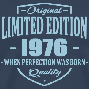 Limited Edition 1976 T-shirts - Herre premium T-shirt