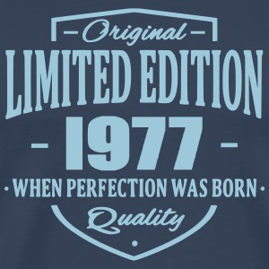 Limited Edition 1977 T-shirts - Premium-T-shirt herr