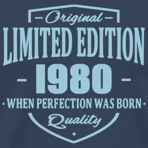 Limited Edition 1980 T-Shirts - Men's Premium T-Shirt
