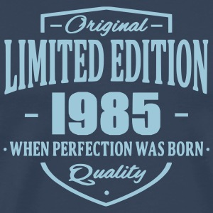 Limited Edition 1985 T-shirts - Herre premium T-shirt