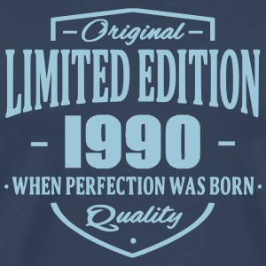 Limited Edition 1990 T-shirts - Herre premium T-shirt