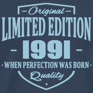 Limited Edition 1991 T-shirts - Premium-T-shirt herr