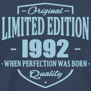 Limited Edition 1992 T-Shirts - Men's Premium T-Shirt