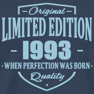 Limited Edition 1993 T-shirts - Mannen Premium T-shirt