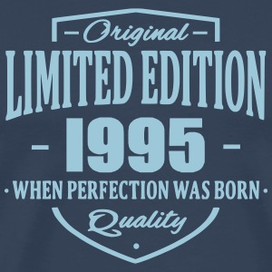 Limited Edition 1995 T-shirts - Mannen Premium T-shirt