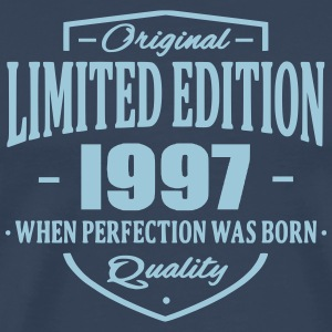 Limited Edition 1997 T-shirts - Herre premium T-shirt