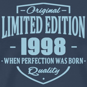 Limited Edition 1998 T-shirts - Mannen Premium T-shirt