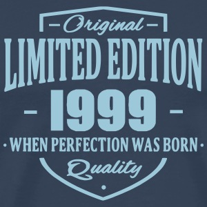 Limited Edition 1999 T-shirts - Mannen Premium T-shirt