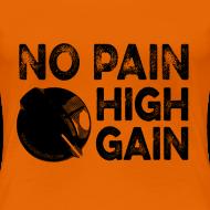 Motif ~ no pain, high gain! (Woman)