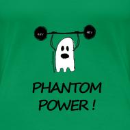 Motif ~ Phantom Power (Woman)