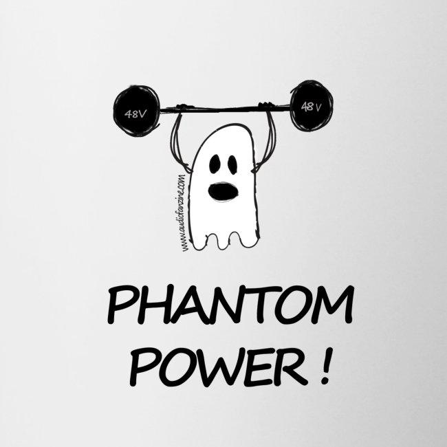 Phantom Power (Mug)