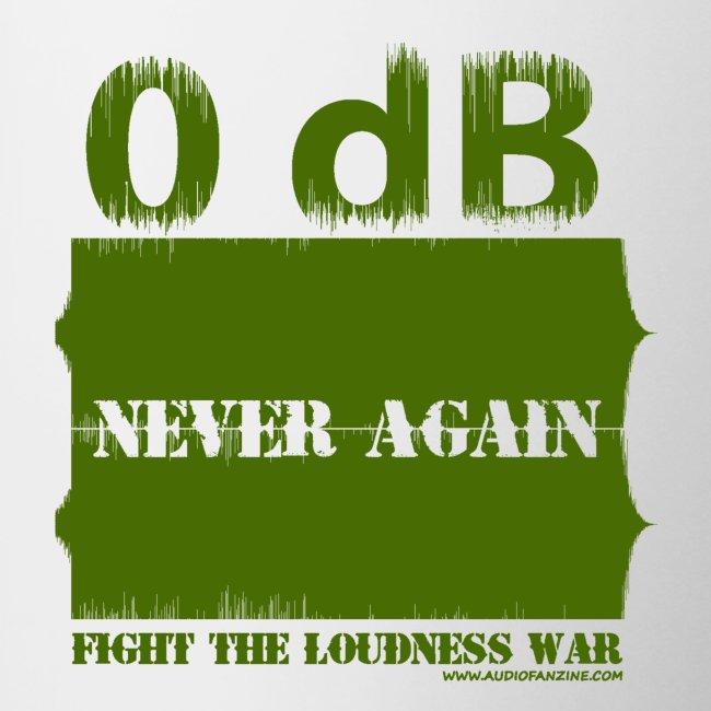 Fight the Loundess War (Mug)