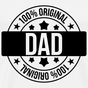 Dad T-shirts - Mannen Premium T-shirt