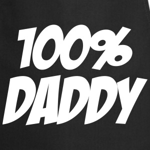 100% Daddy  Aprons - Cooking Apron