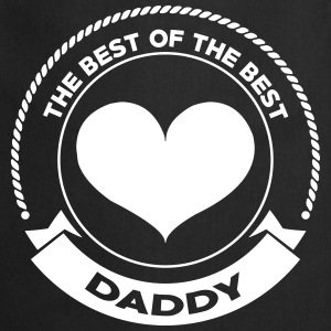 Daddy The Best Kookschorten - Keukenschort
