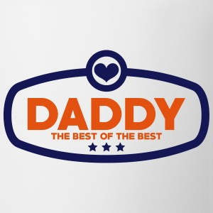 Daddy The Best of The Best Tazas y accesorios - Taza
