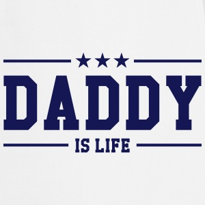 Daddy is life Kookschorten - Keukenschort