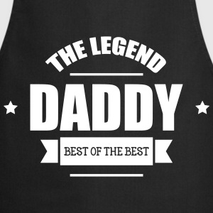 Daddy The Legend  Aprons - Cooking Apron