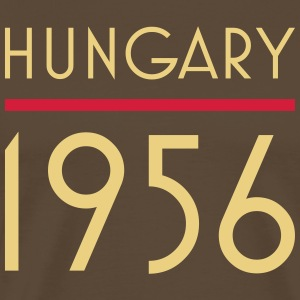 Hungary 1956 anticommunism - Men's Premium T-Shirt