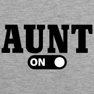 Aunt on Tank Tops - Men's Premium Tank Top