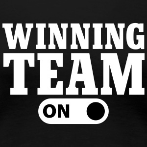 Winning Team on T-Shirts - Women's Premium T-Shirt