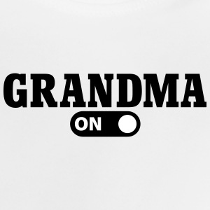 Grandma on Shirts - Baby T-Shirt