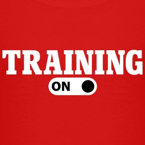Training on Shirts - Teenager Premium T-shirt