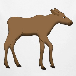 Is Moose baby Gensere - Økologisk langermet baby-body