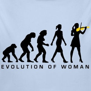 evolution_female_violin_player_112014_A_2c Pullover & Hoodies - Baby Bio-Langarm-Body