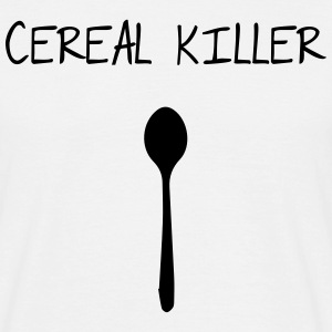 Cereal Killer Tee shirts - T-shirt Homme
